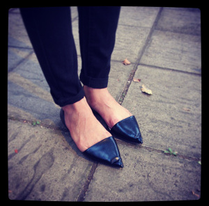 So I Finally Found Them – The Shoes