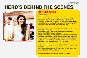 Bidisha interview