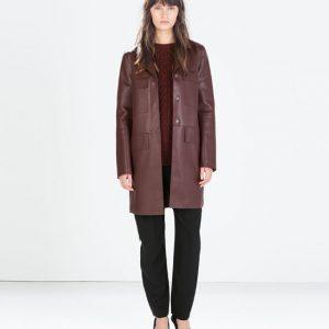Stylish Winter Coats Zara