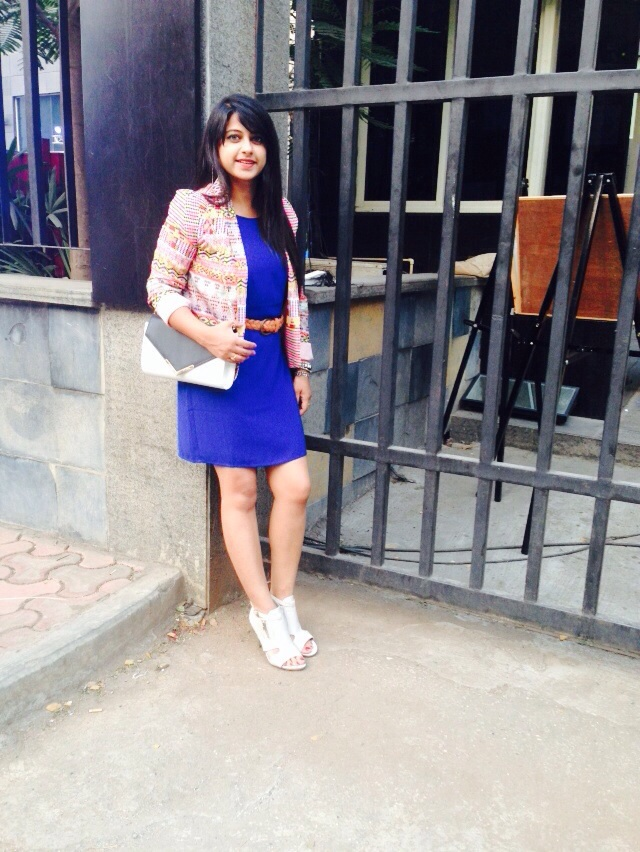 Work and Play – Fun Blazers and Shift Dresses #OOTD