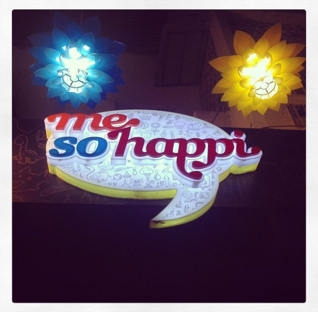 Review: Me So Happi