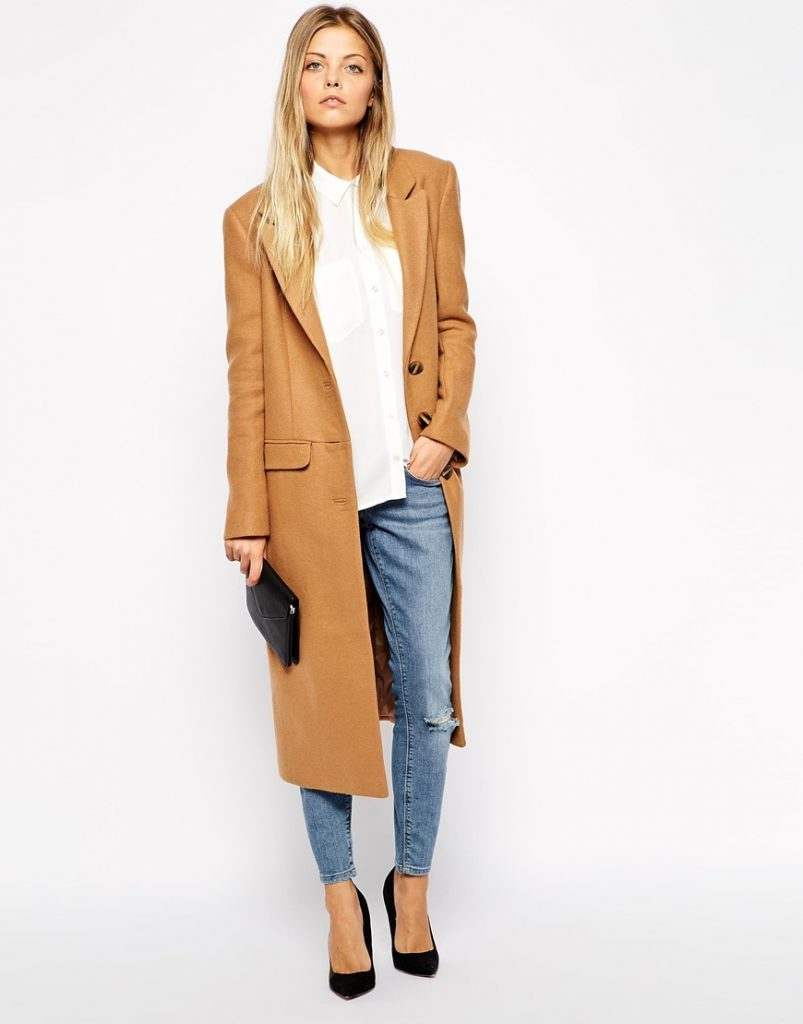 Sensible Winter Coats: Wool Coats Under £110 – Part 1