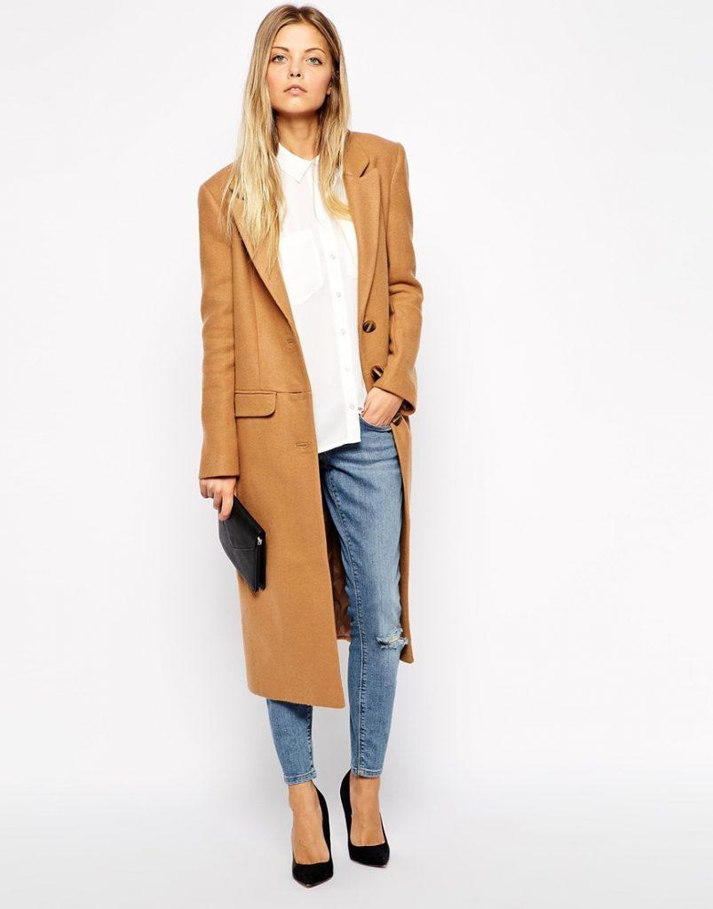 Sensible Winter Coats: Wool Coats Under £110 – Part 1