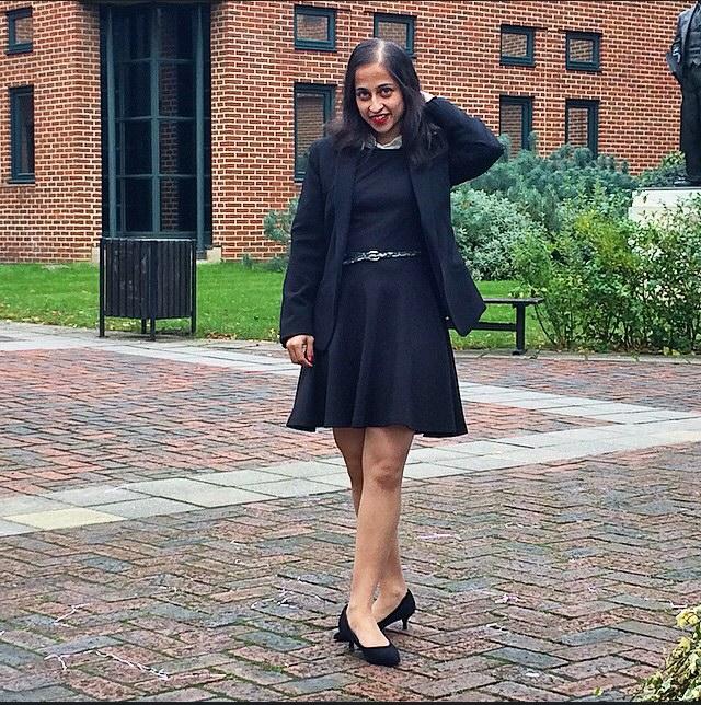 Graduation Fashion: Formal Layering #OOTD