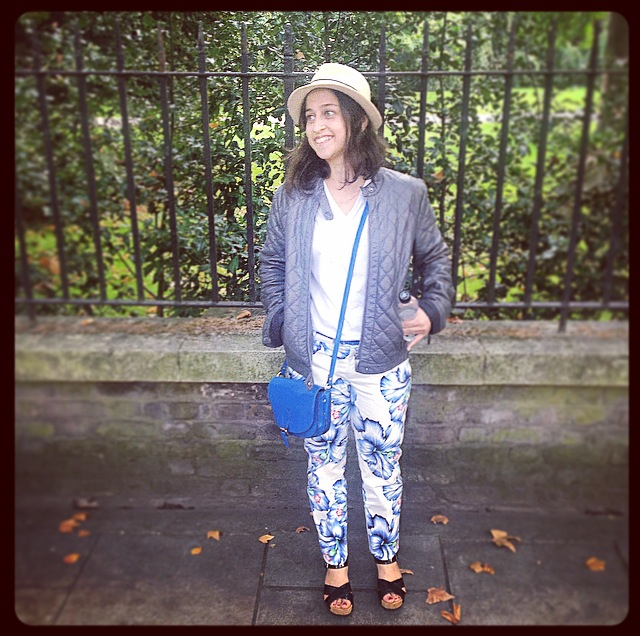 Take 3, Printed Trousers: Florals, Paisley, Aztec – all covered!