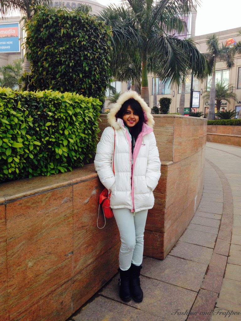 My Winter Outfit – Boots, Furs and Parkas #OOTD