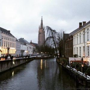 Belgium winter brussels bruges