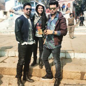 Roadies Varanasi ghats