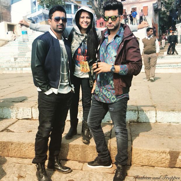 RoadiesX2 at the Varanasi Ghats