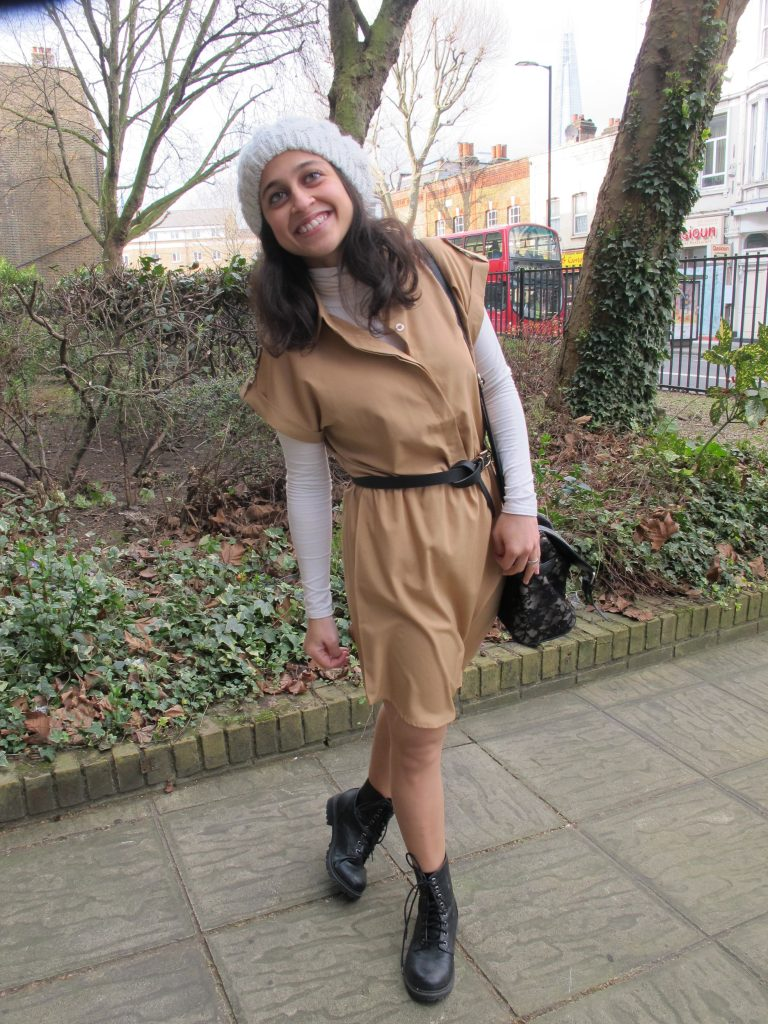 Boring Beige – Not So Much! #OOTD