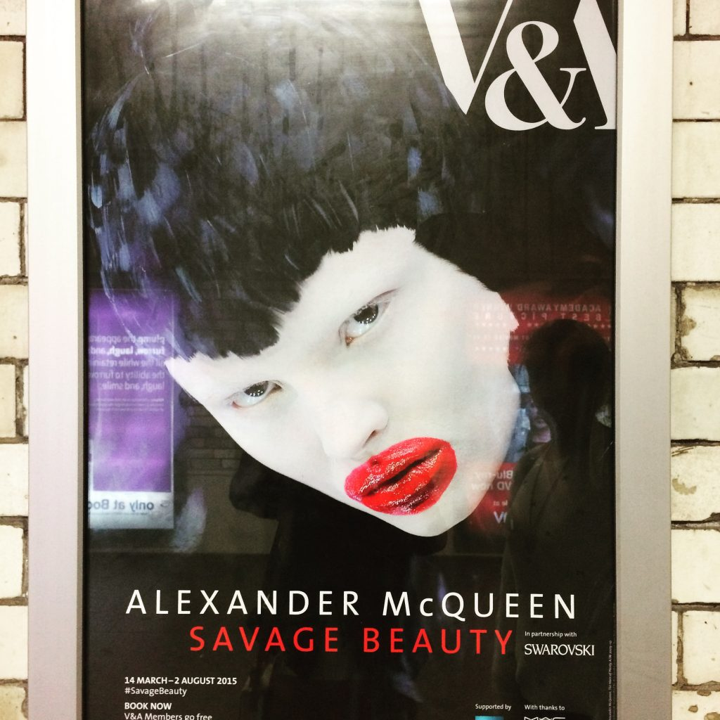 Alexander McQueen: Savage Beauty at the Victoria and Albert Museum