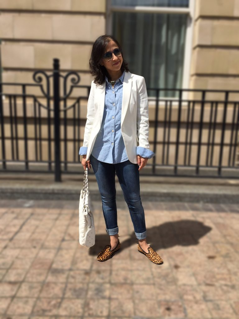 Trend Try: Canadian Tuxedo, Denim on Denim #OOTD