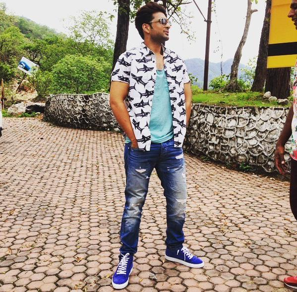 Win Karan Kundra's Shark Print Shirt – Giveaway