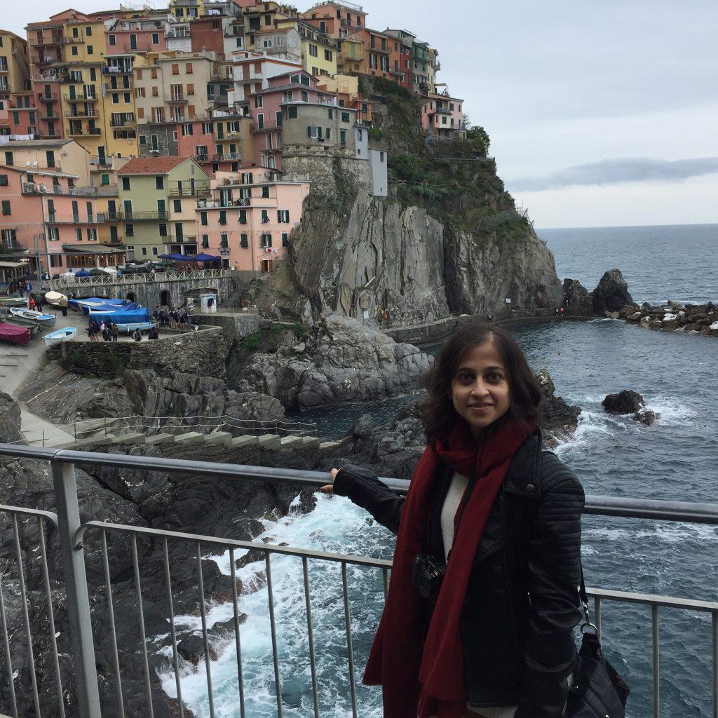 Monarola Cinque terre Italy
