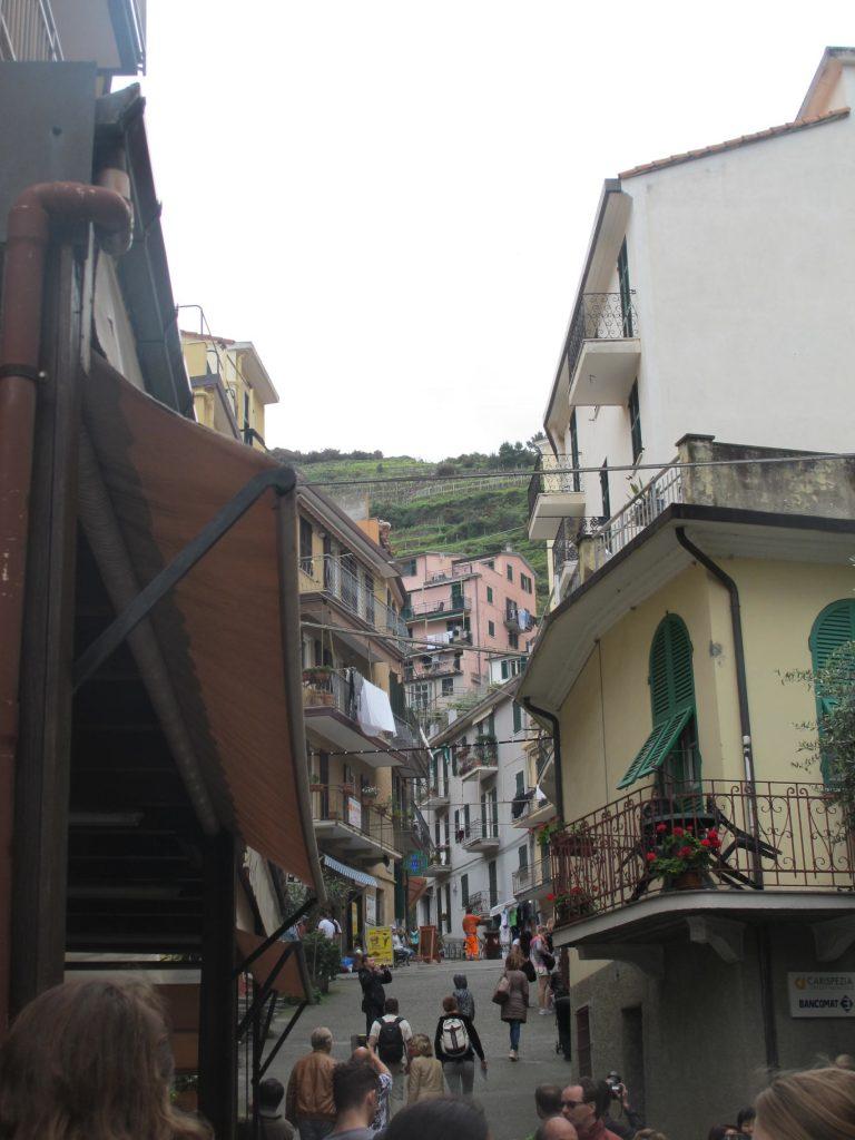 View Cinque Terre Italy