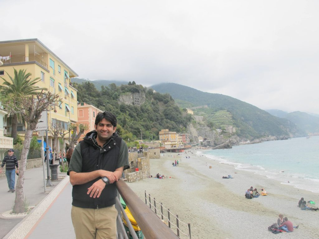 Poser Cinque Terre Italy