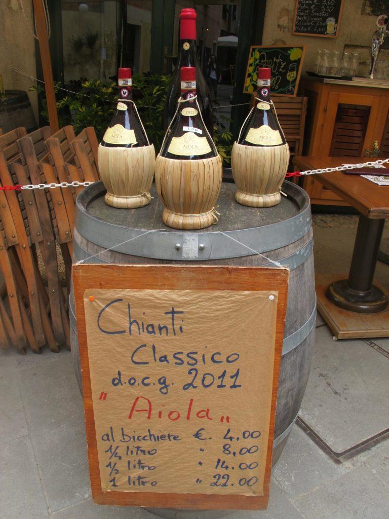 Cinque Terre Italy shops