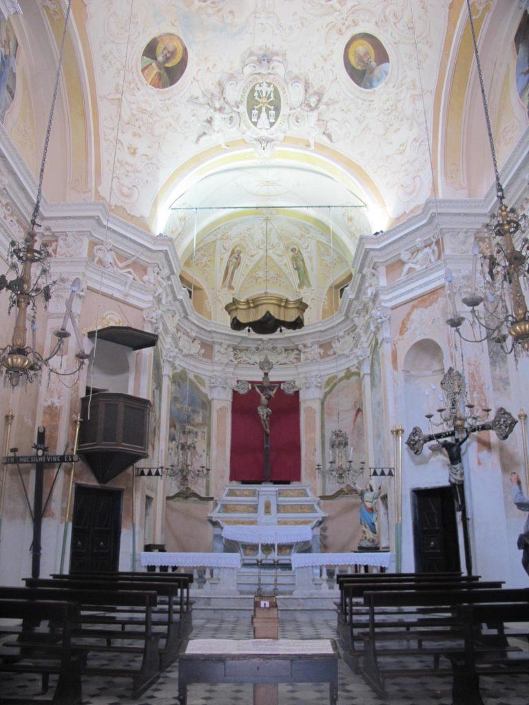 Church Cinque Terre Italy