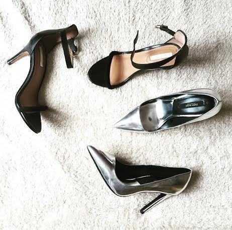 Shopping Bag: Summer Heels
