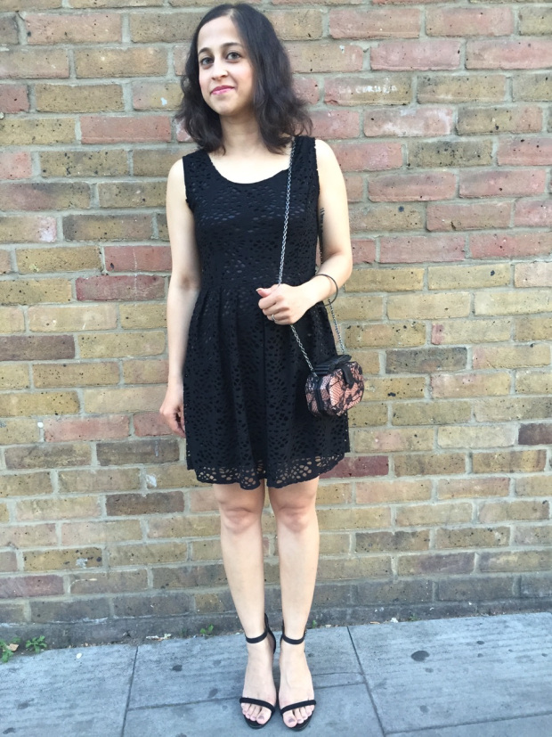 5 Rules for Wearing Black in Summer! #OOTD