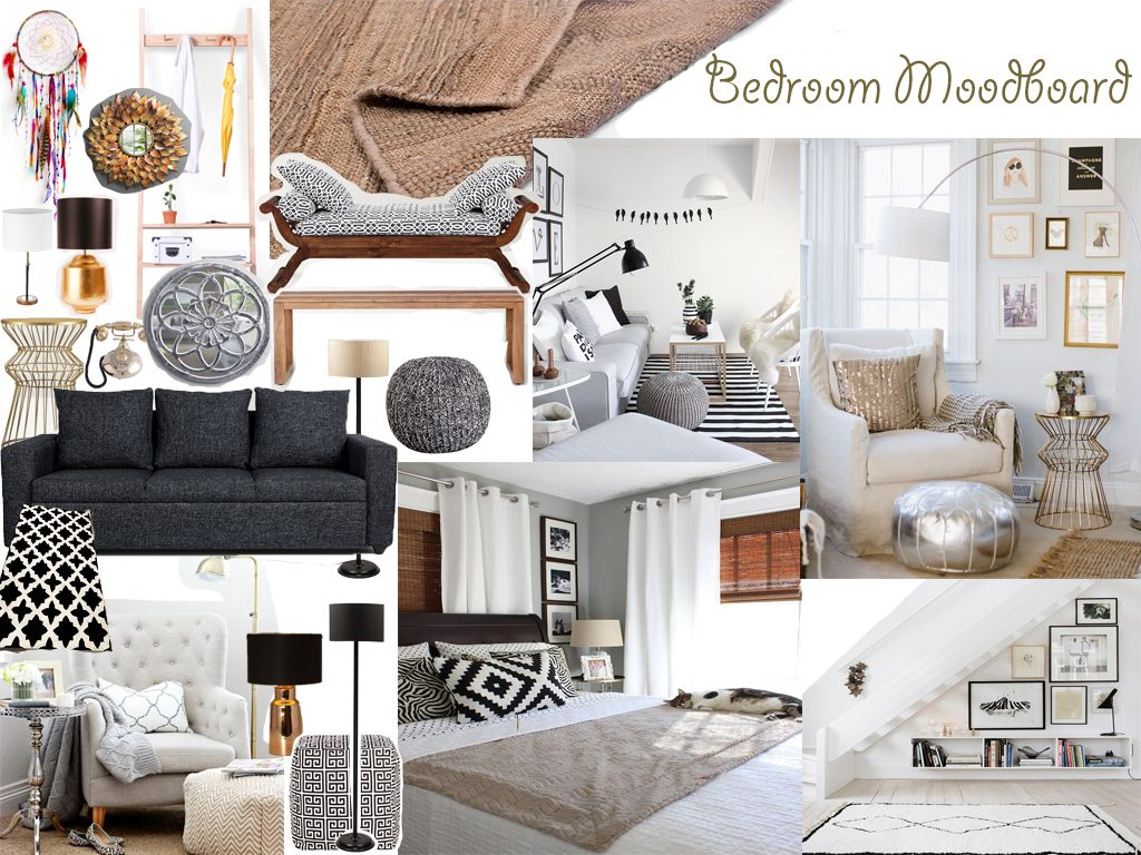 How to Make a Moodboard: Pinterest Inspired Home Decor