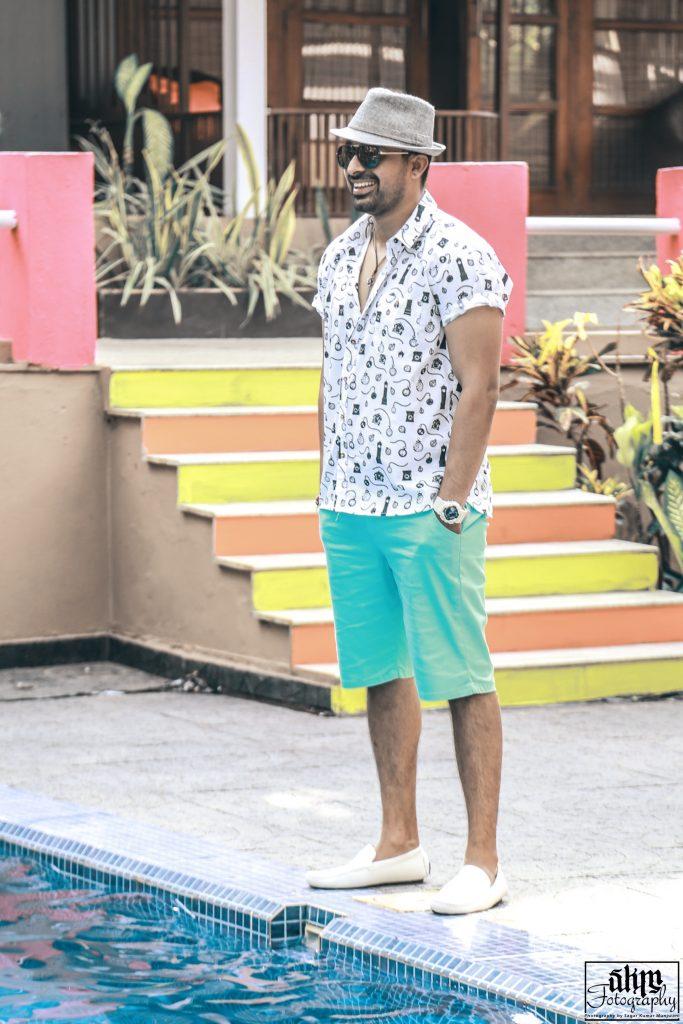 Splitsvilla 8! Rannvijay's Lookbook – Formal Wear to Beach Wear