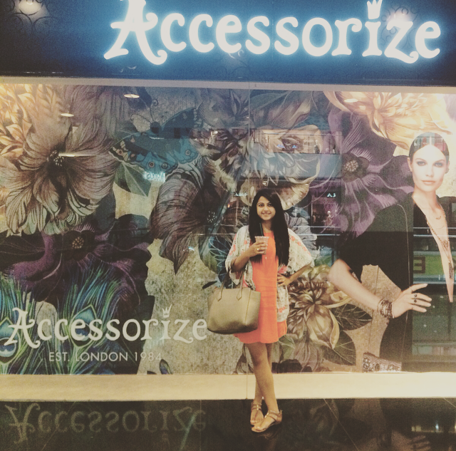 Autumn Accessories with Accessorize
