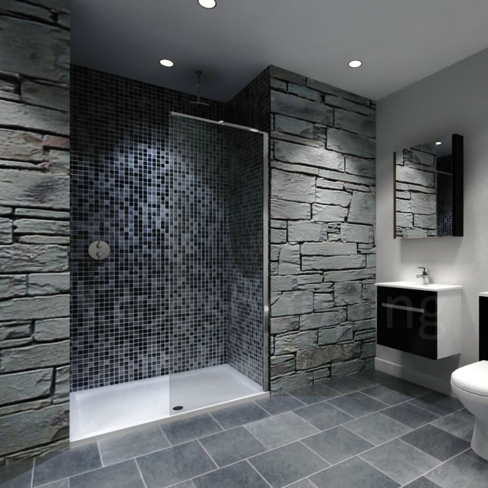 Bathroom Decor BestBathrooms walk in shower