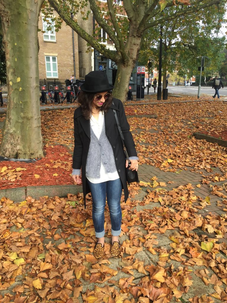 Autumn Androgyny, Winter Shopping & Blog News! #OOTD