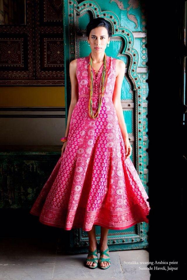 Diwali Anita Dongre pink