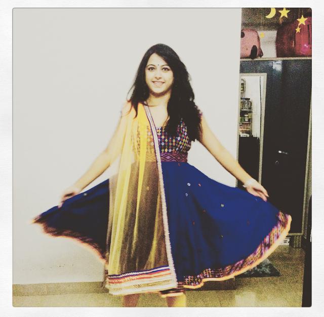 Diwali Dressing #OOTD