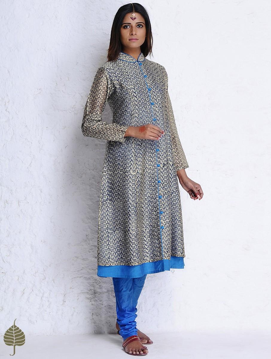 Diwali Jaypore blur churidar kurta