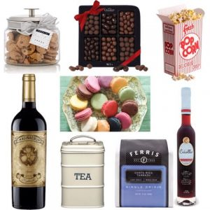 Holiday Gift List Food
