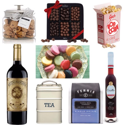 Holiday Gift Guide: Food