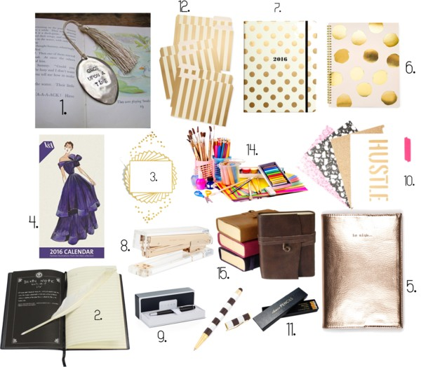 Holiday gift guide: Stationery