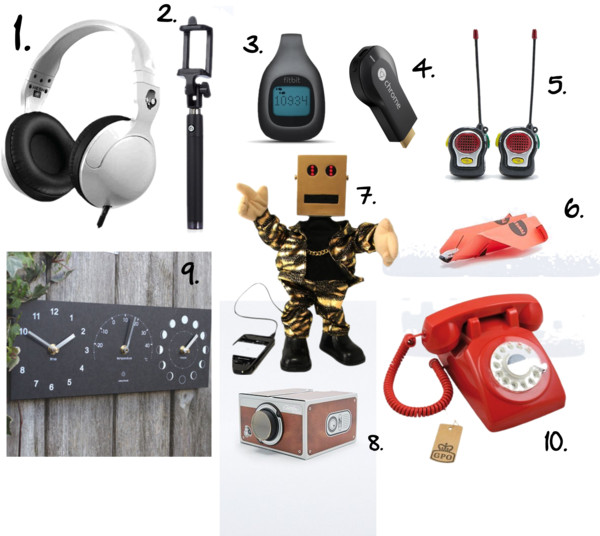 Holiday Gift Guide: Technology and Gadgets