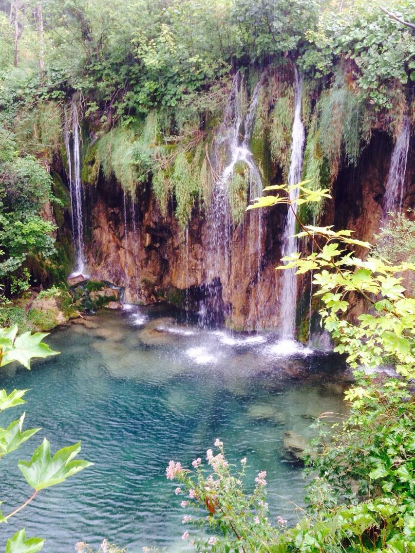 Plitvice Lakes National Park World Heritage site