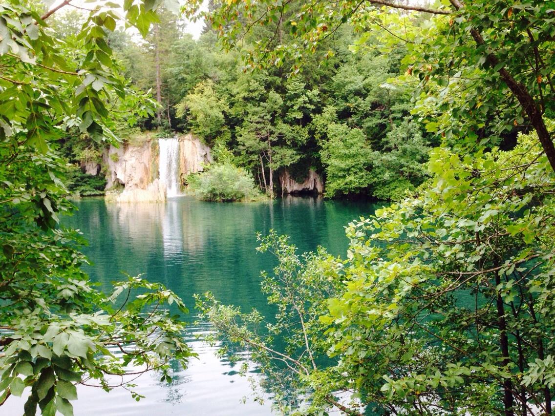 Croatia Splitvice Lakes