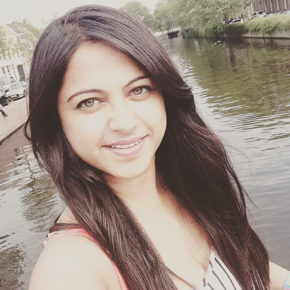 Selfies in amsterdam