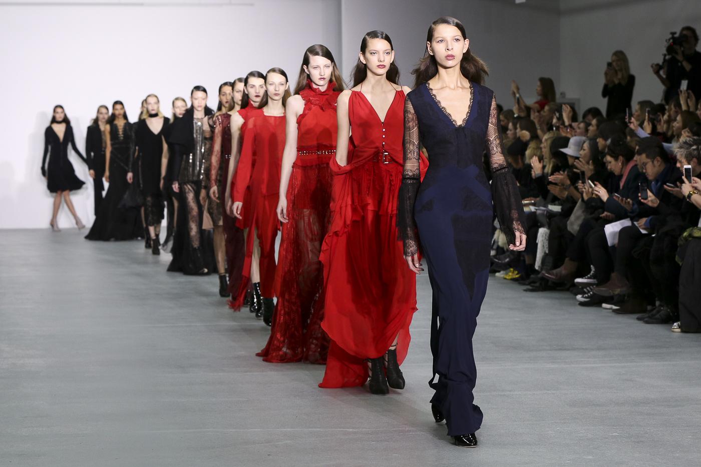 British fashion council london week 28