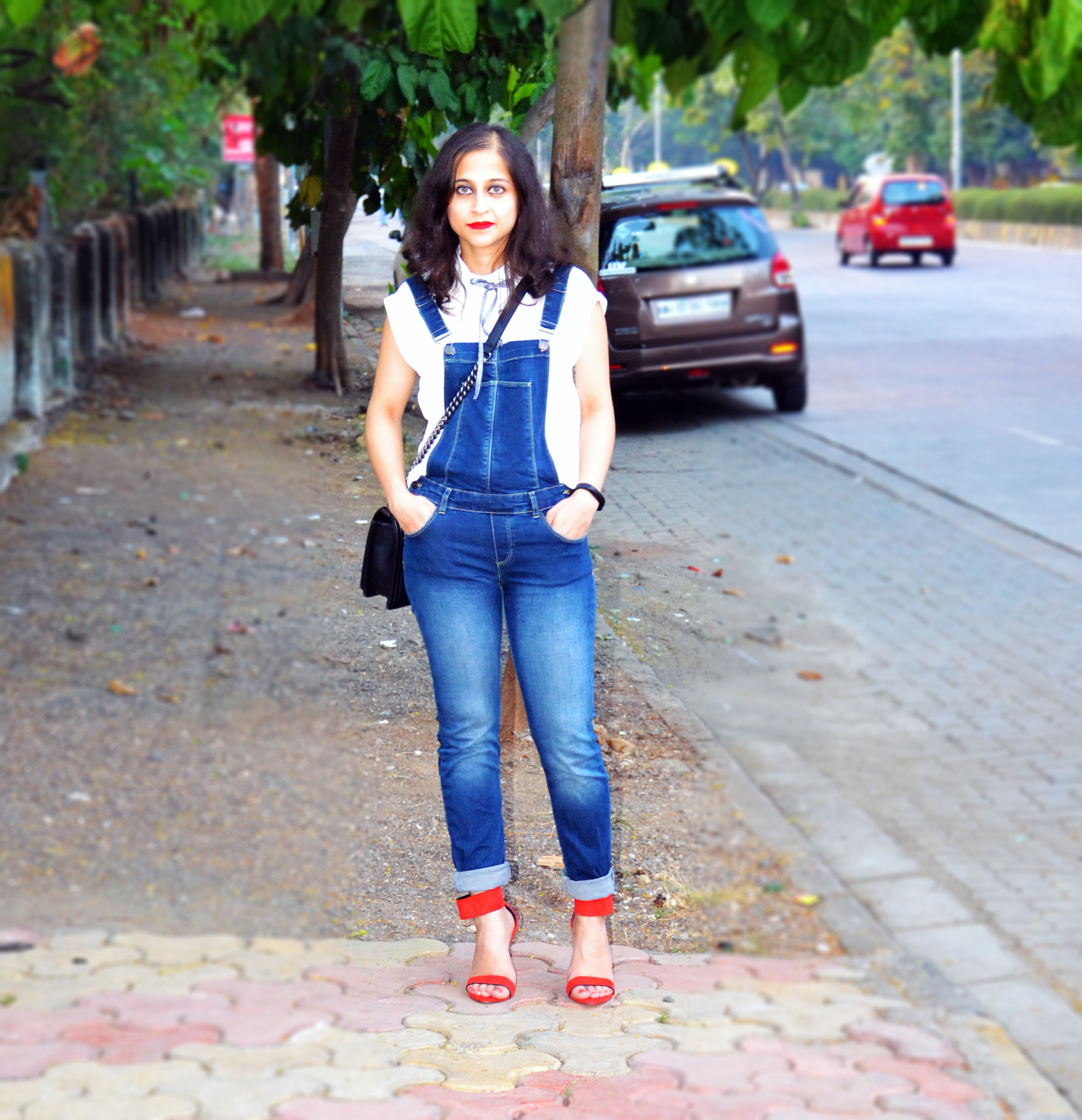 denim-and-white-Fashion and Frappes