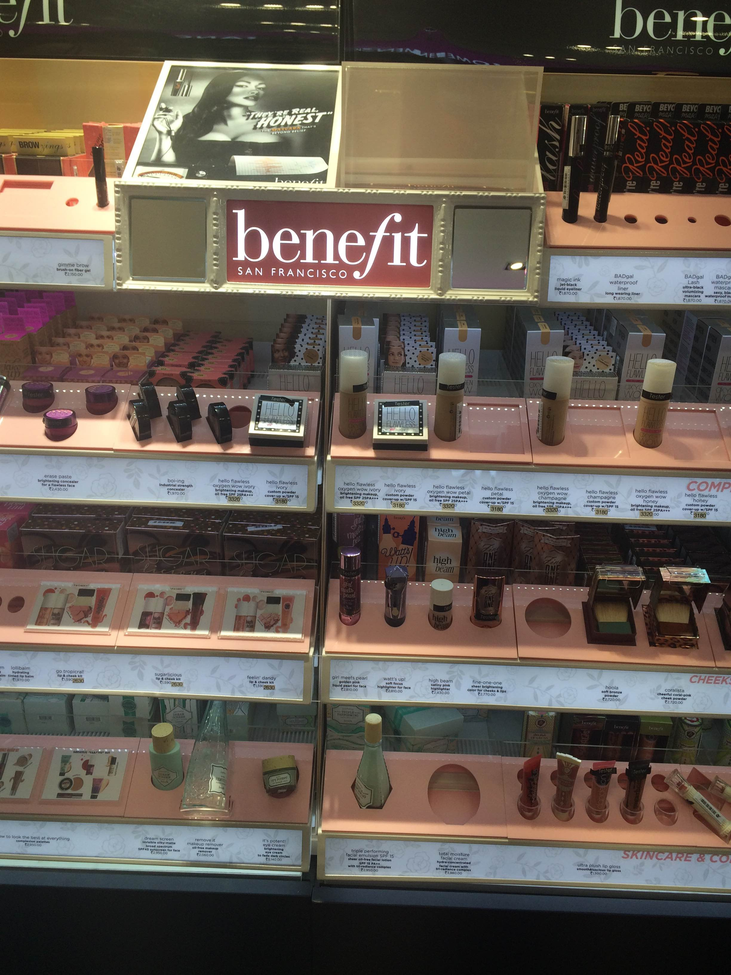 Bangalore Sephora Benefit