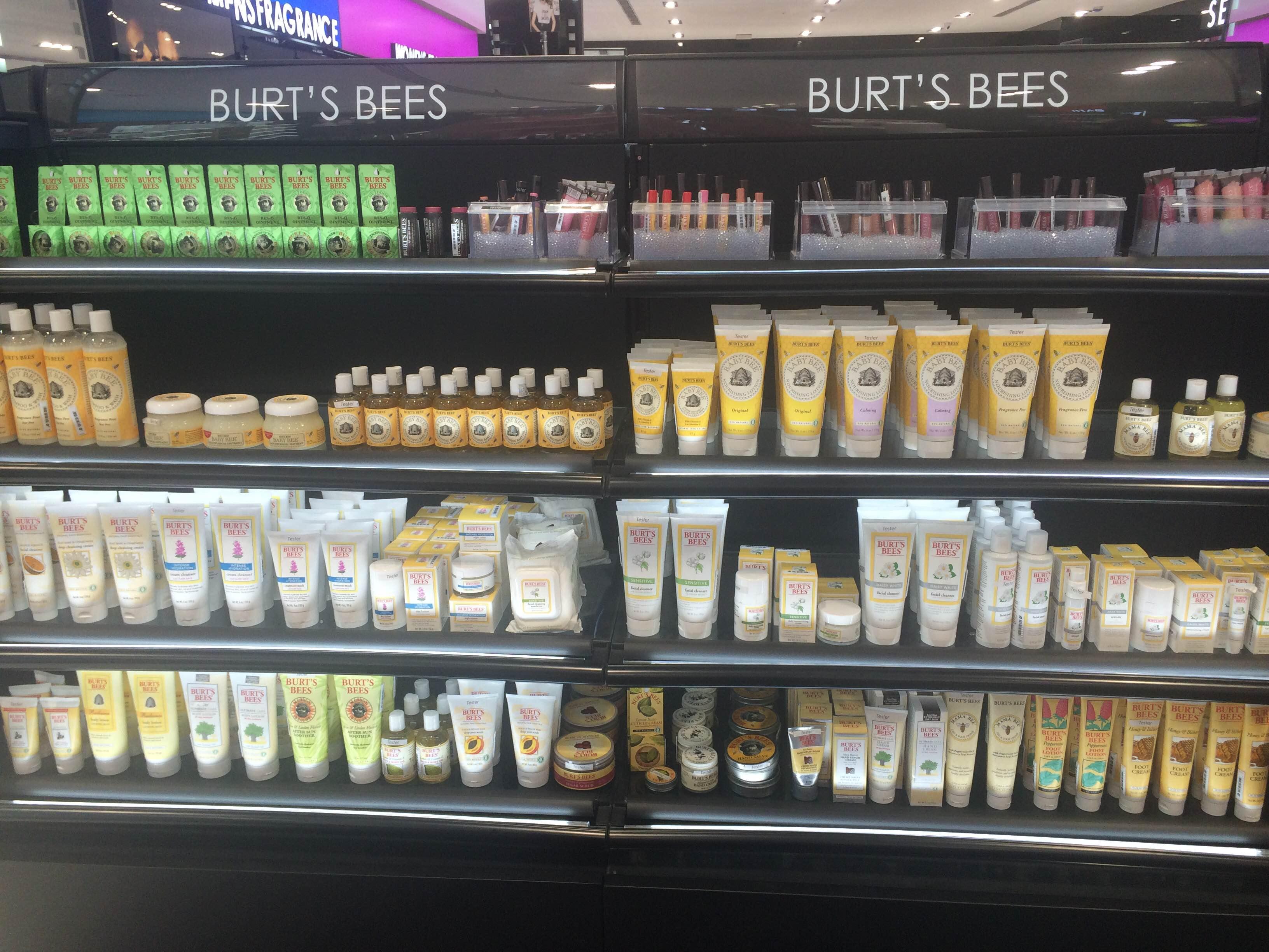 Bangalore Sephora pictures Burt's bees