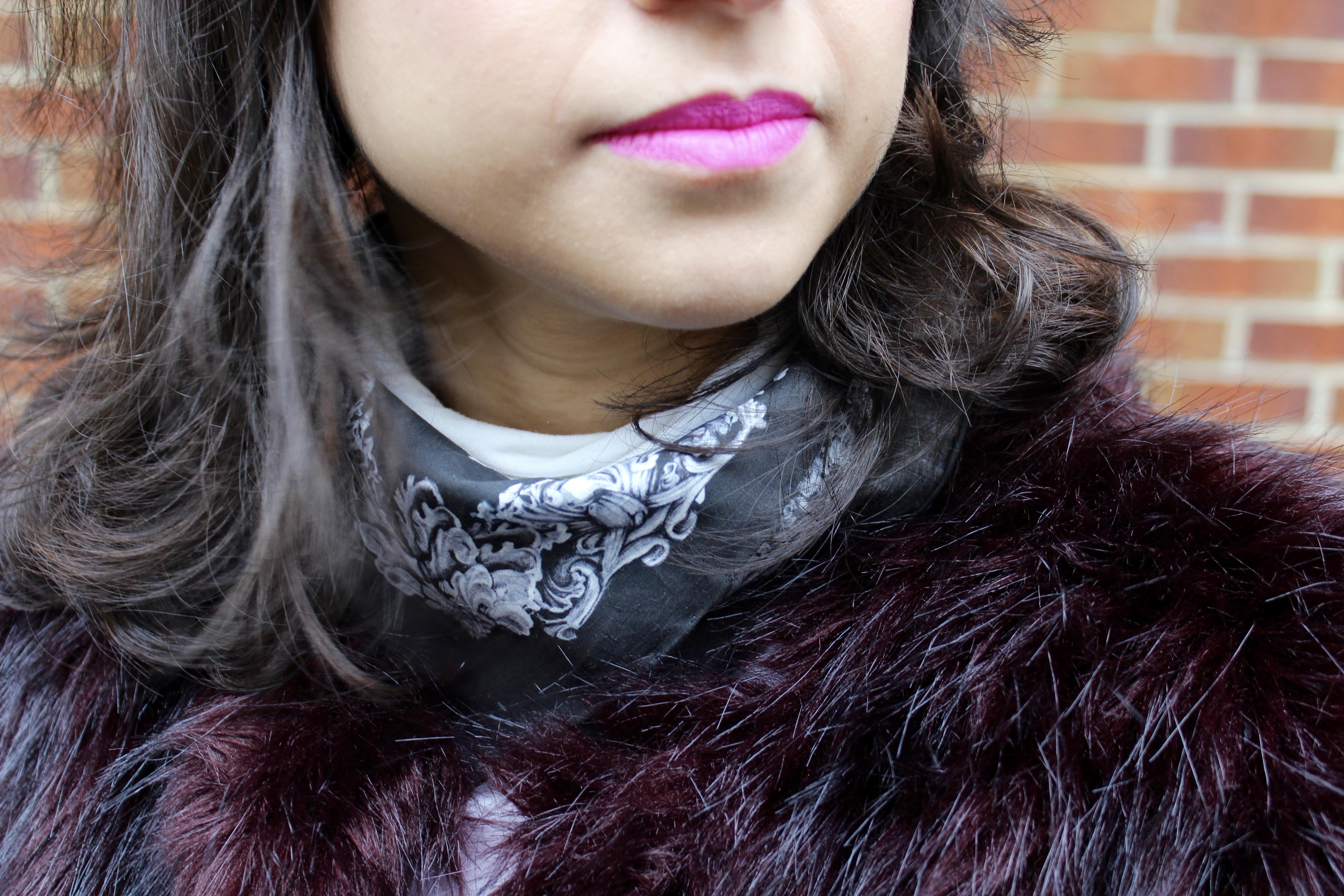 Candy Yum Yum pink lipstick Mac