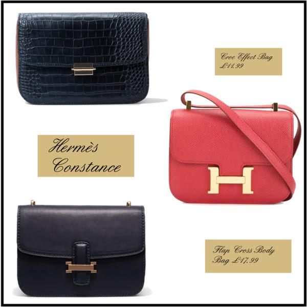 Hermes Constance: Street and Highstreet