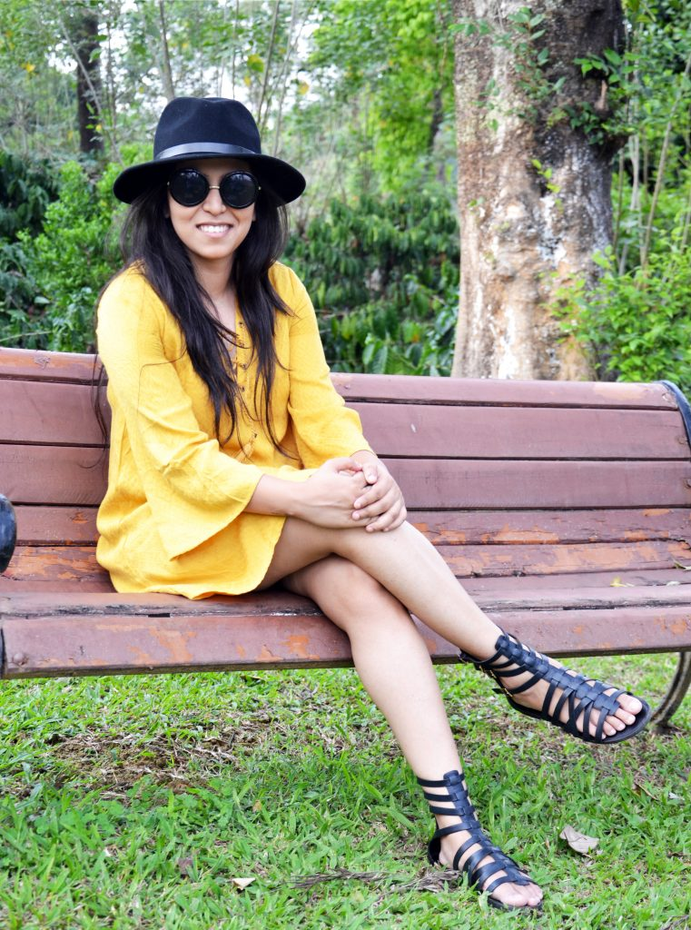 My Shaving Experience and an #OOTD from Coorg!