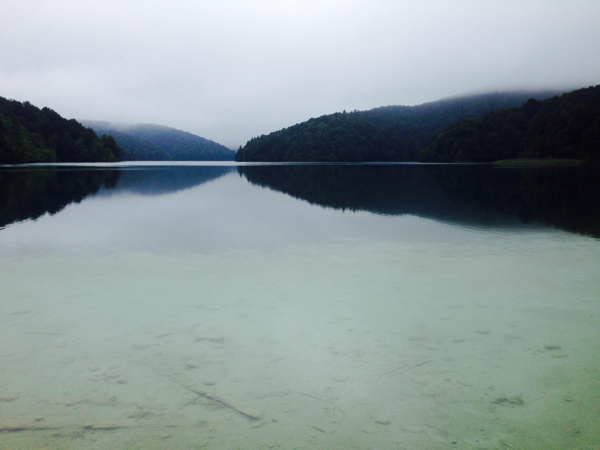 Croatia waterview