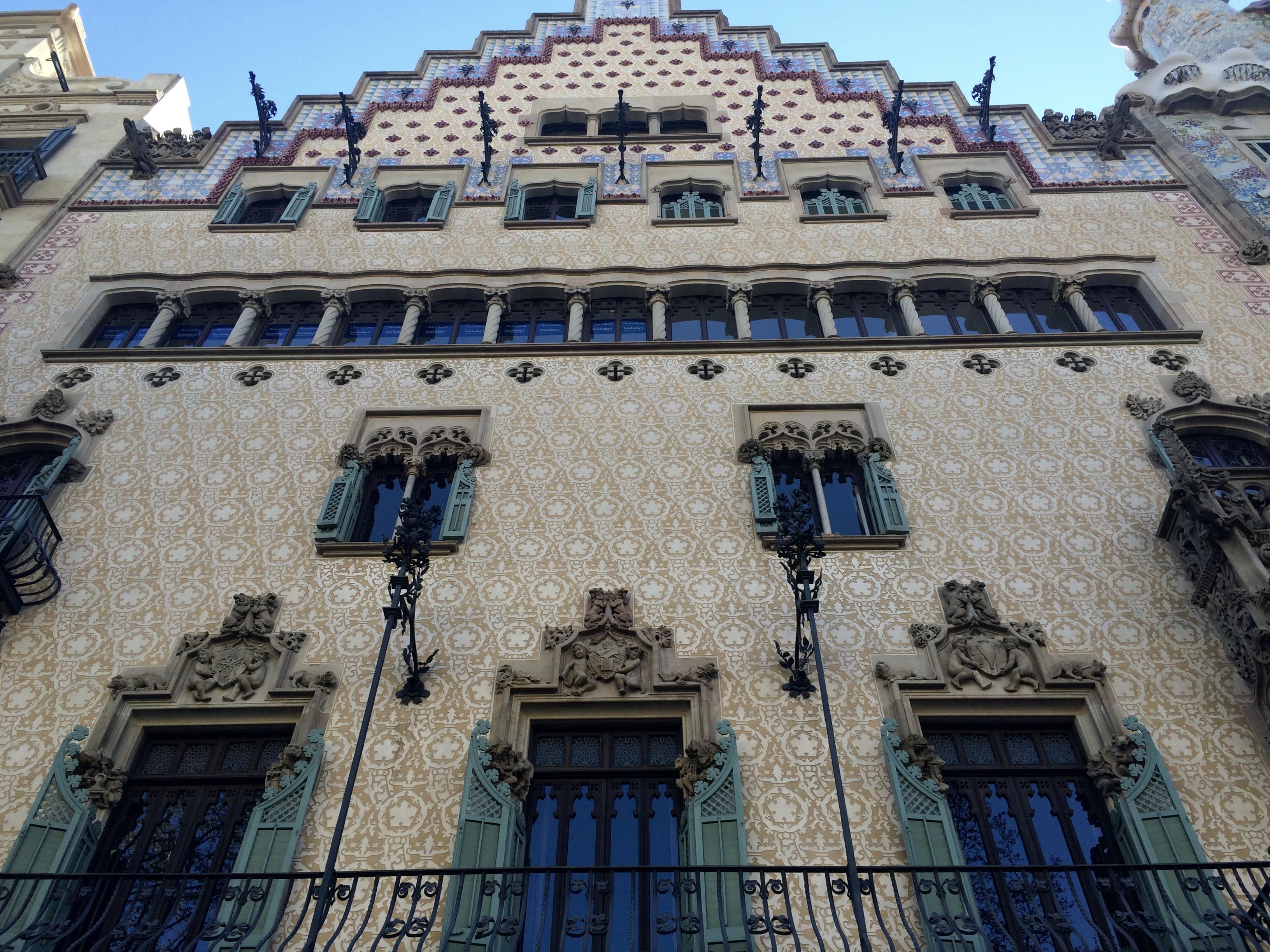 Barcelona Gaudi city guide
