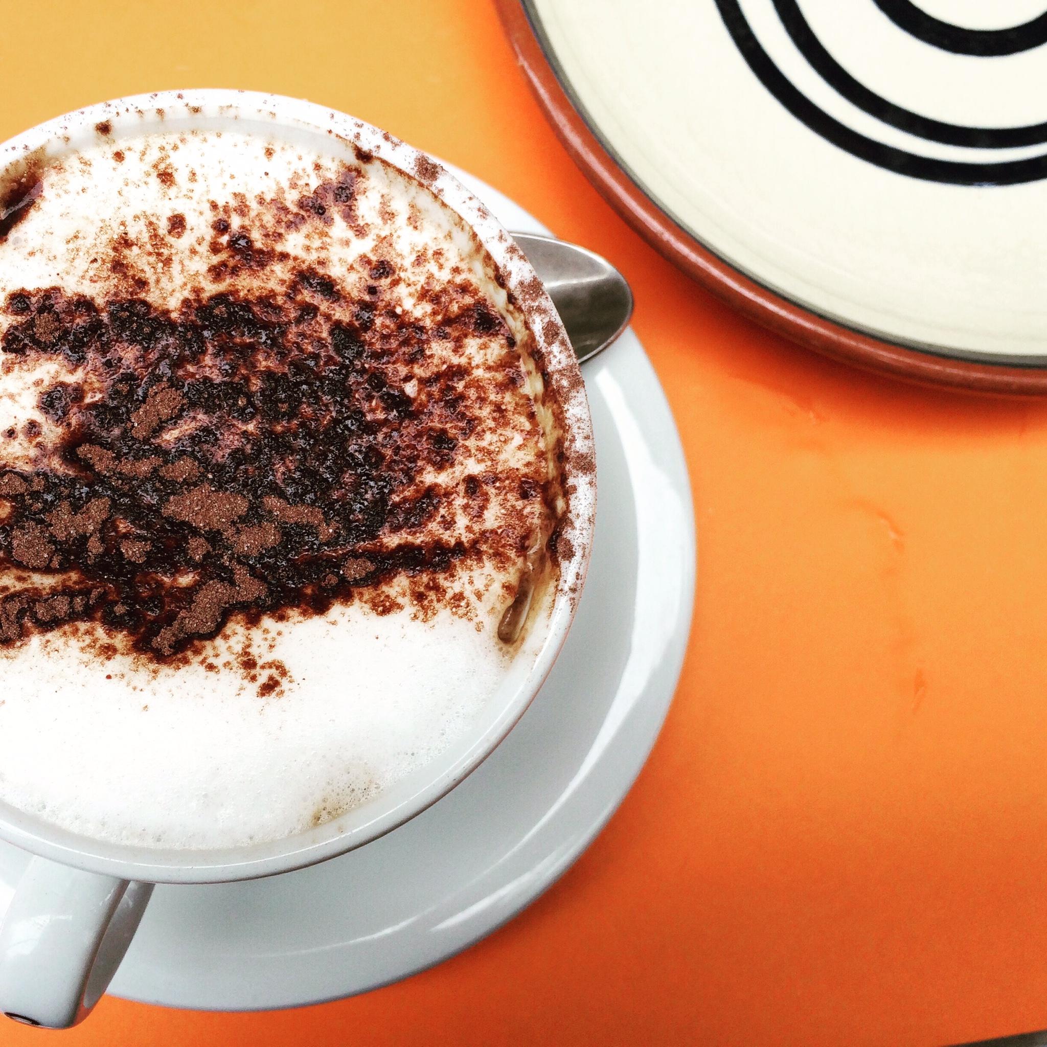 Barcelona coffee
