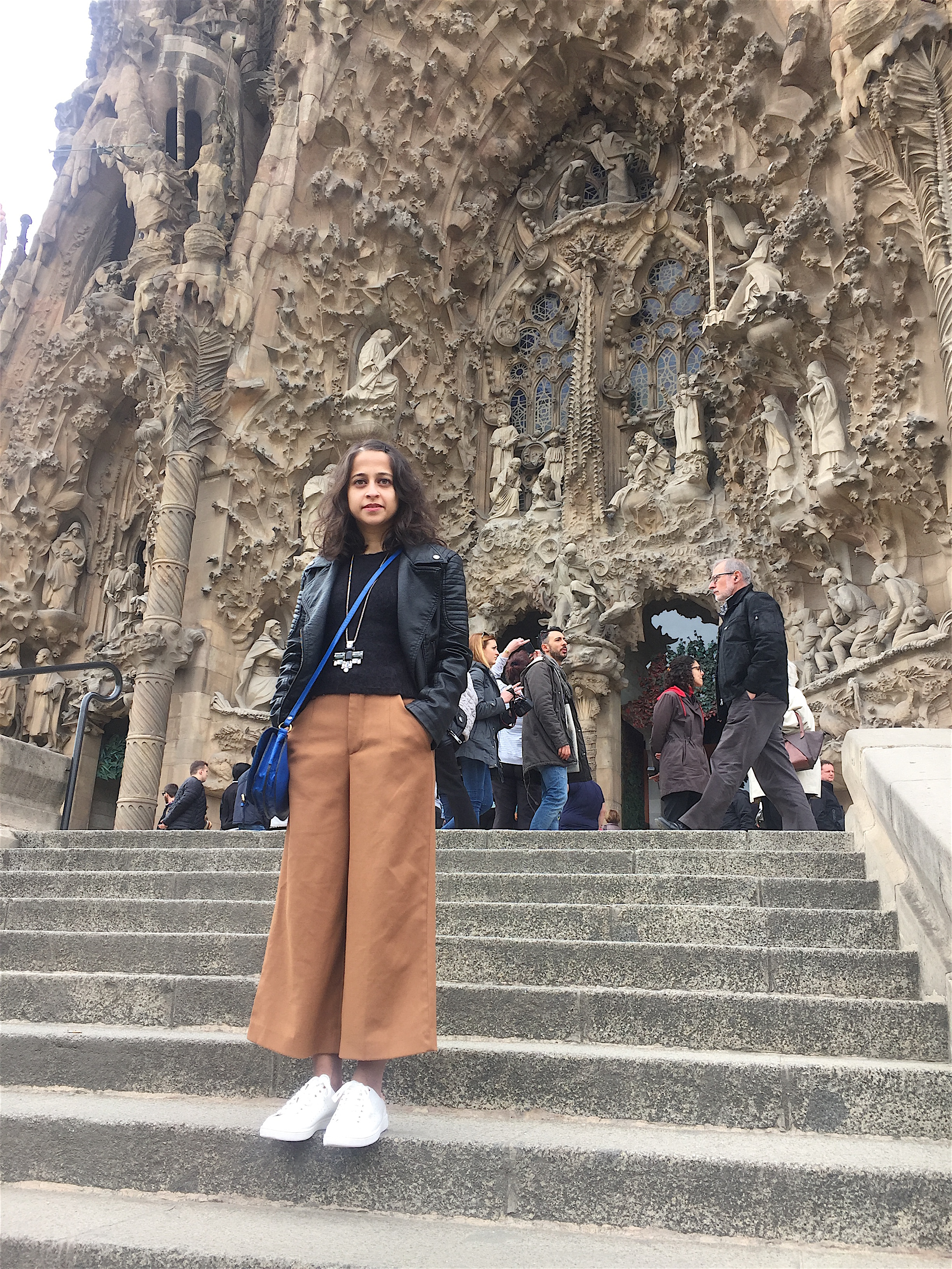Barcelona sagrada familia city guide